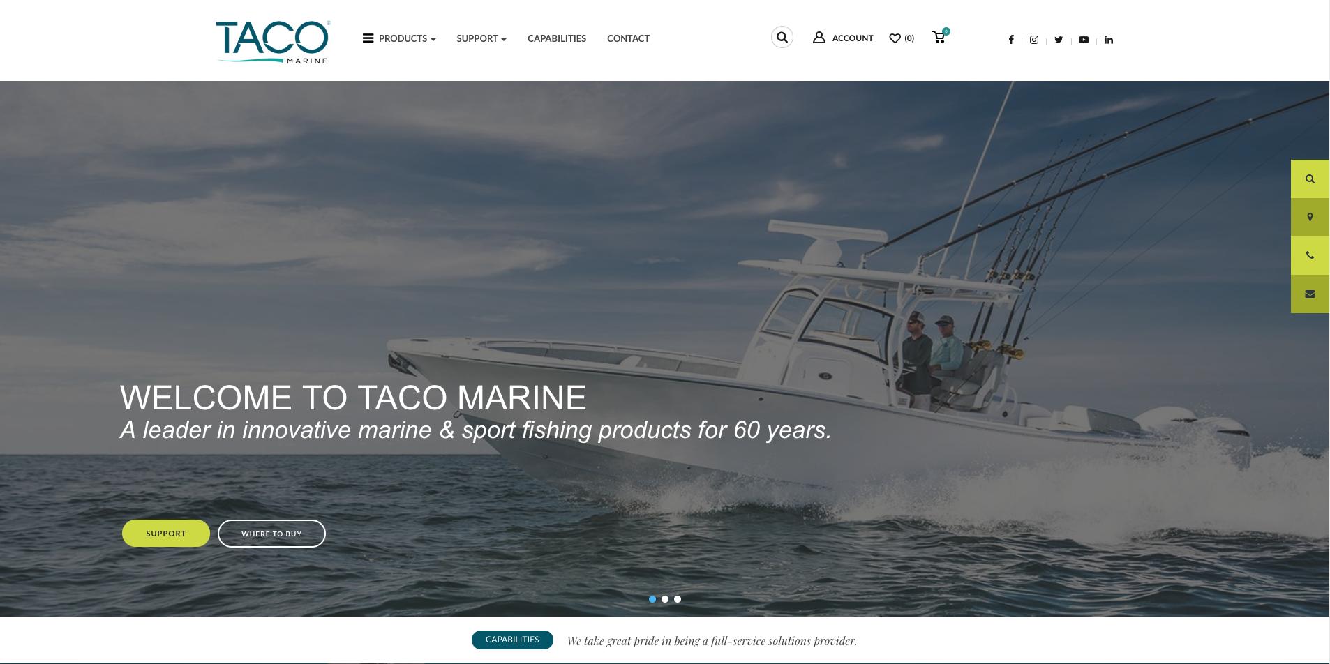 taco-marine - iGreen Marketing