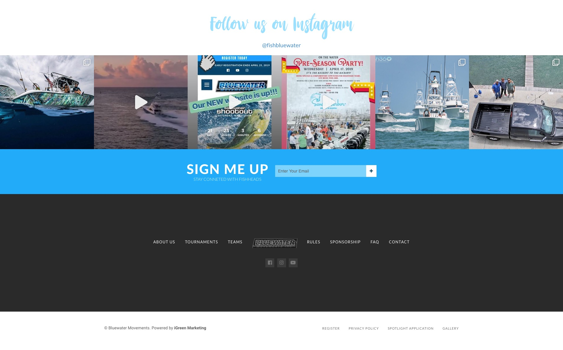 bluewatermovements - iGreen Marketing